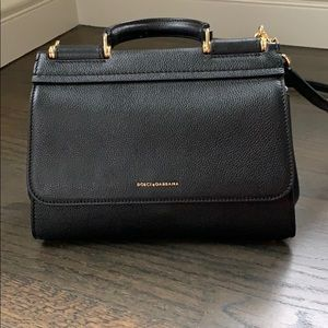 Dolce & Gabanna Small Sicily tote